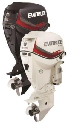Evinrude E-Tec 115 HP | HO