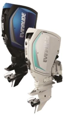 Evinrude E-Tec G2 250 HP | HO