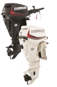 Evinrude E-Tec 25 HP