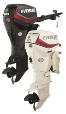 Evinrude 50 ETEC NY – DEMO