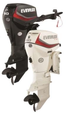 Evinrude E-Tec 60 HP | HO