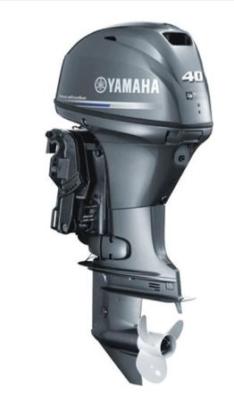 Yamaha 40 hk – årgang 2006